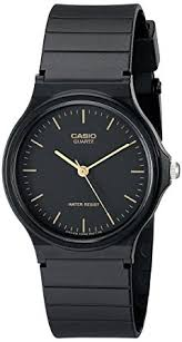 amazon tem black friday amazon com casio men u0027s mq24 1e black resin watch casio watches