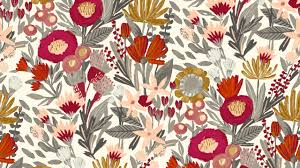 free floral wallpaper download front main