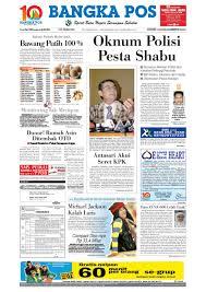 harian pagi bangka pos edisi 06 agustus 2009 by bangka pos issuu