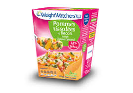 plat cuisiné weight watchers plat cuisiné 6 pommes rissolées et bacon weight watchers