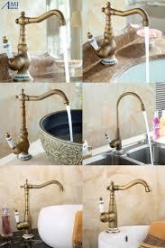 más de 25 ideas increíbles sobre antique brass kitchen faucet en
