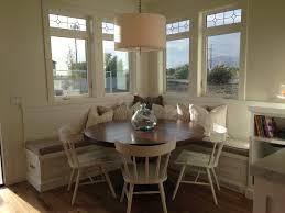 kitchen nooks diverting round breakfast nook table inspirations