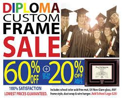 Custom Frames Diploma Frames 69 Include Uv Glass U0026 Preservation Mat U0026 Frame