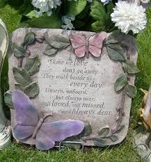 memorial stepping stones ajay s emporium butterfly memorial garden stepping 25 99