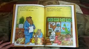 arthur s thanksgiving book arthurs thanksgiving childrens read aloud along story book by marc