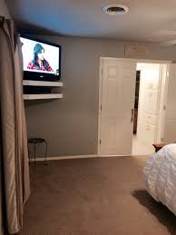 Bedroom Tv Unit Furniture 18 Chic And Modern Tv Wall Mount Ideas For Living Room Corner Tv