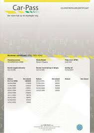 acte de vente de vehicule belge