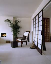 Asian Modern Furniture by White Asian Modern Living Room Japanese Style Sliding Door