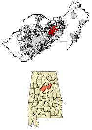 Jefferson County Tax Map Trussville Alabama Wikipedia