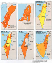 Ancient Map Of Middle East by Nationmaster Maps Of Israel 41 In Total