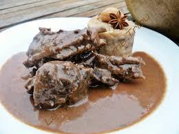 cuisiner un chevreuil civet de chevreuil le chaudron de ma tribu