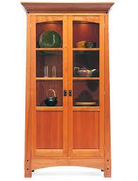 Art Cabinets U0026 Crafts Curio Cabinet