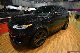 range rover coupe 2014 geneva 2014 startech range rover sport gtspirit