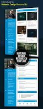 Good Resume Fonts For Designers by Modern Cv Resume Templates Cover Letter U0026 Portfolio Page