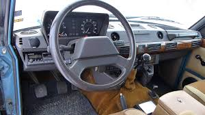 modified range rover classic 1972 range rover classic v8 rrc interior mts youtube