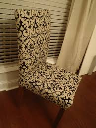How To Upholster Dining Room Chairs by Lazy Liz On Less Diy Dining Chairs Finally Finished Them