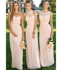 soft pink bridesmaid dresses pale pink bridesmaid dresses fashion dress trend 2017