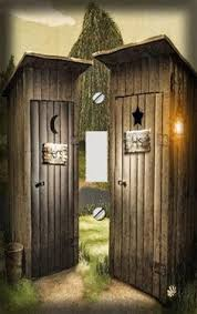 outhouse bathroom ideas outhouse shower curtain country shower curtian primative bath