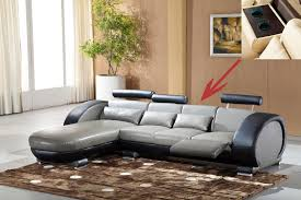 Sofa With Recliners by Interesting Reclining Leather Sofas Sofassectionals U And Decor