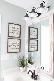bathroom mirror decorating ideas mirror on mirror decorating for bathroom best 25 diy bathroom
