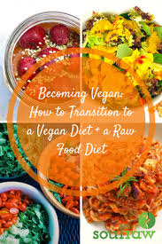 becoming vegan how to transition to a vegan diet a raw food