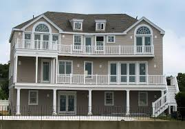Pier Foundation House Plans Onset Ma Home Foundation With Pearson Pilings Residential Home