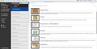 home design cool cafe floor plan design software free for mac