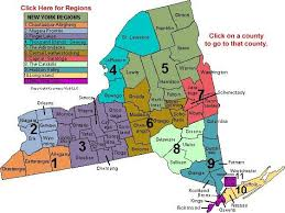 Counties In Ny State Map County In York Has Highest Rate In State