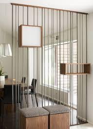 furniture entrancing oak wood movable wall room divider for