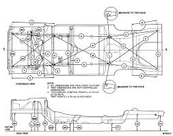 need a body u0026 frame diagram with measurements need to check if
