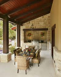 southern living kitchens ideas outdoor fireplaces southern living outdoor kitchens fireplaces