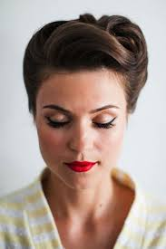 vintage hairstyles for weddings 16 seriously chic vintage wedding hairstyles weddingsonline