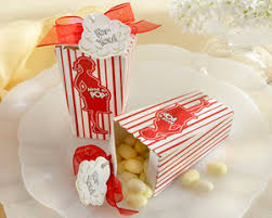 popcorn favor bags white striped popcorn bags from 0 27 hotref
