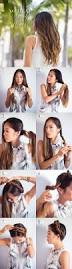 10 easy bohemian hairstyles