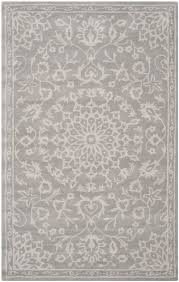 Silver Grey Rug Silver Gray Area Rugs Roselawnlutheran