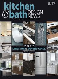 kitchen and bath design news i3 lavatory faucet featured in the 2017 buyers u0027 guide from kitchen