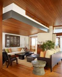 living room amazing wood drop ceiling modern living room