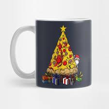 Tree Mug Pizza Tree Pizza Tree Mug