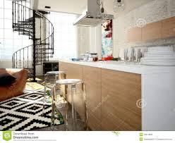 kitchen stock photo image 34674830