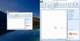 Windows Spreadsheet How To Open Multiple Excel Windows At The Same Time