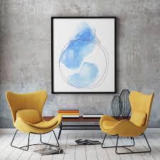 Livingroom Art Adri Luna Studio Abstract Art