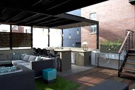 chicago roof decks pergolas and patios urban rooftops