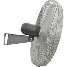 tpi industrial fan parts tpi industrial wall mounted fan 30in 1 4 hp 7 900 cfm model