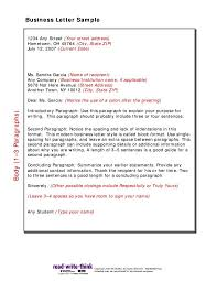 Business Letters Sample by How A Business Memo Is Different From A Business Letter Free