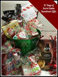 12 days of secret santa sweetheart gifts kytrysomethingnew me