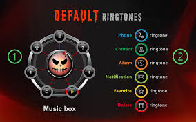 scary ringtones android apps on google play