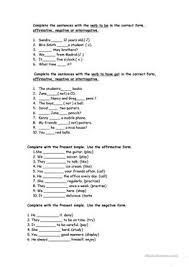 75 free esl to have got worksheets