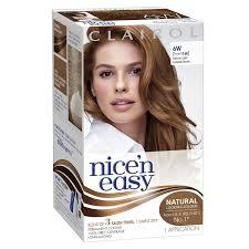 light caramel brown hair color amazon com clairol nice n easy permanent hair colour 116b