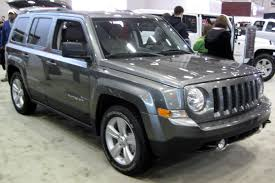 jeep patriot 2017 silver jeep patriot 2447582