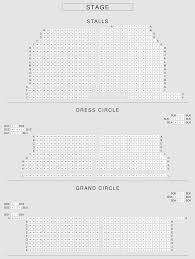victoria palace theatre london seating plan u0026 reviews seatplan